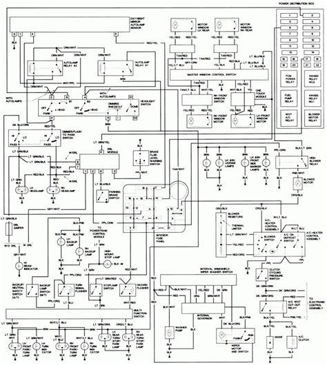1998 ford ranger fuse box diagram 1998 ford ranger fuse box diagram wiring diagram and