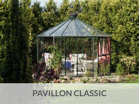 der hochwertige luxus pavillon f 252 r ihren garten - Pavillon Garten