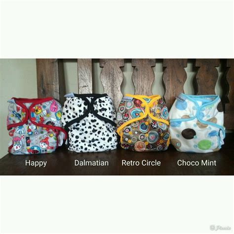 Ecobum Snap Pul Motif Hemp jual clodi cloth murah