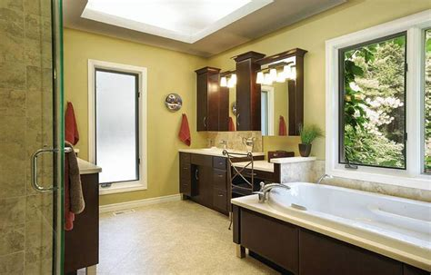 bathroom improvements ideas bathroom renovation ideas photo gallery pioneer craftsmen