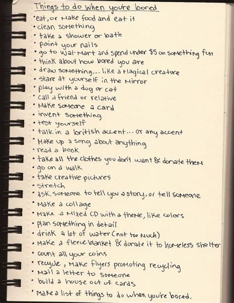 9 Things To Do Besides Tv by Things To Do And Things To On