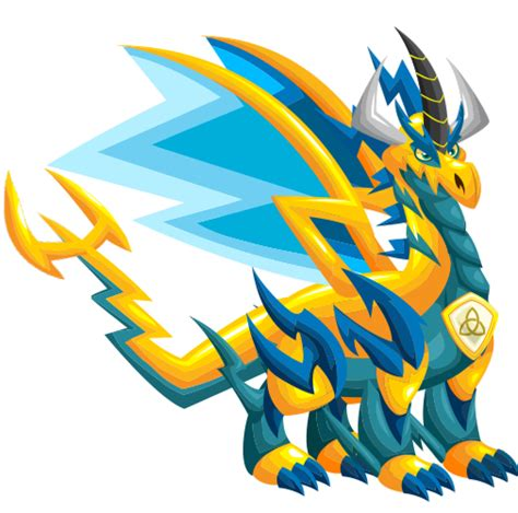 Dragon City Free Gems Giveaway - electric dragon dragon city elemental dragon pinterest dragon city and dragons