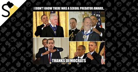 Sexual Predator Meme - fact check president obama awarded the presidential medal