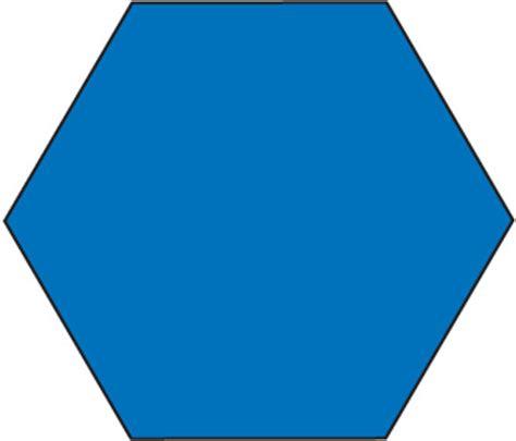 Hexagon Shape - hexagon clipart cliparts co