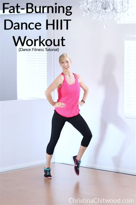tutorial dance work it fat burning dance hiit workout dance fitness tutorial