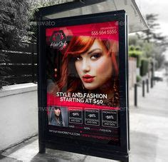 free hair salon posters and banners getting trade show ready roll up banner swanky hair