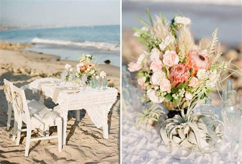 boho beach wedding ideas bohemian beach wedding inspiration