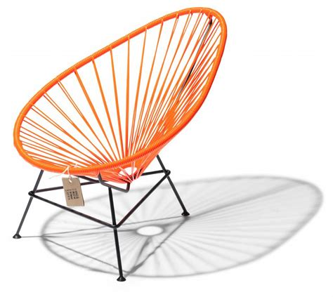Acapulco Chair Original by Acapulco Chair Baby Orange The Original Acapulco Chair