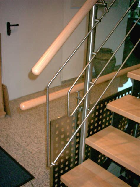 treppengeländer holz edelstahl innen metallbau wuppertal gel 228 nder innen treppengel 228 nder aus