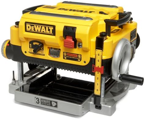 Best Home Planer by Dewalt Dw735 Review Bestplaners Com