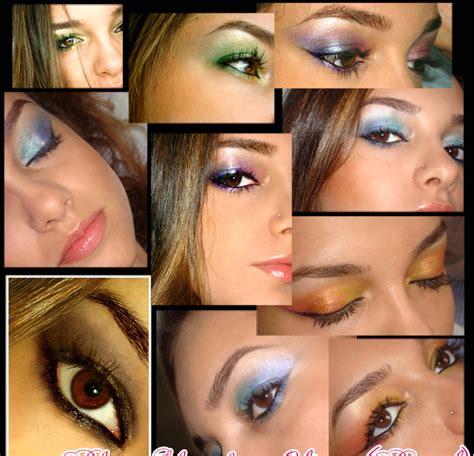 Eyeshadow Dibawah Mata meilankiky cara merias wajah make up