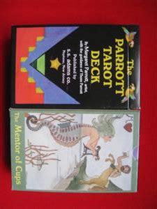 The Parrott Tarot Deck Original Tarot Deck Parrott D Robbins Co