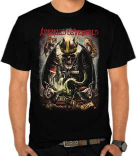 Kaos Tshirt Diving 2 jual kaos avenged sevenfold 2015 tour toko baju avenged