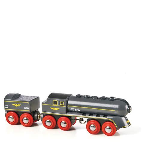 brio train cars brio speedy bullet train toys thehut com