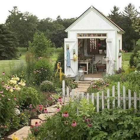 Country Garden Sheds by Beautiful Garden Shed Dreaming Of Country Living