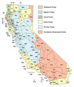 american tribes in california map californiaprehistory california indian tribes