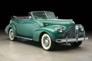 61 buick convertible 1940 buick century convertible phaeton series 61c 1 of