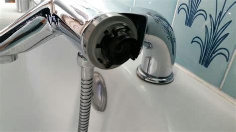 probleme mitigeur baignoire