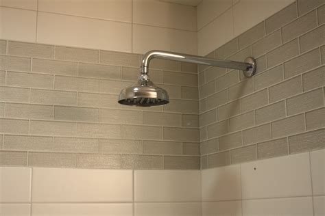 bathroom tile accents subway tile alex freddi construction llc