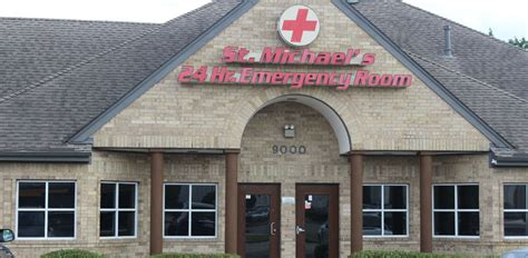 tricare emergency room emergency care houston tx tx 24 hour er st michael s