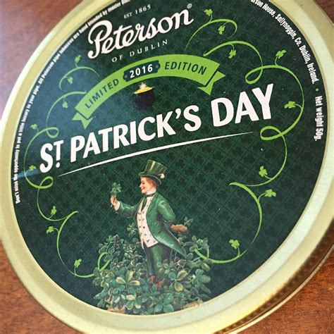 s day summary pipe tobacco review st s day 2016 by peterson
