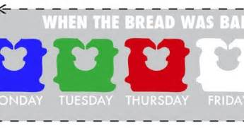 bread tab colors i cook and craft color tabs on bread meaning