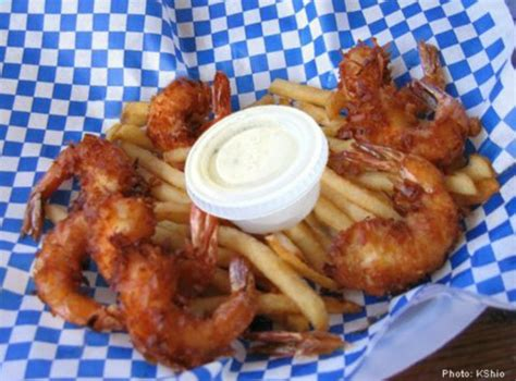 Tv Dinners Forrest Gumps Coconut Shrimp by Shrimp Station Restaurant In Waimea Worth The Drive