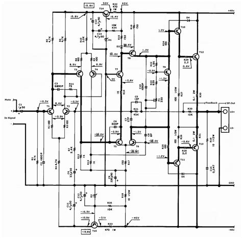Power Lifier Spl Audio car subwoofer power lifier circuit diagram wiring diagram