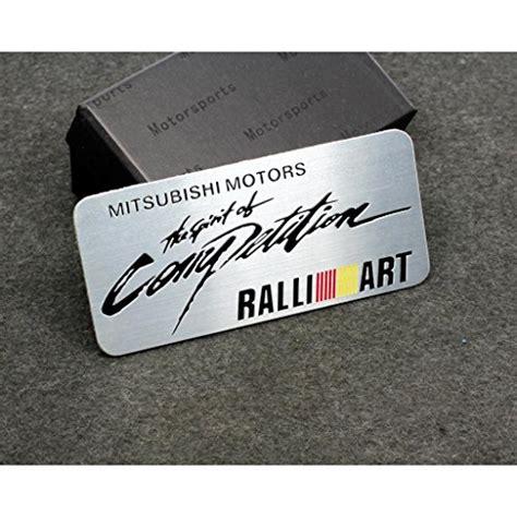 custom mitsubishi emblem compare price to mitsubishi asx emblem tragerlaw biz