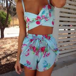 matching set shorts tropical summer matching set t shirt summer floral matching shorts and top