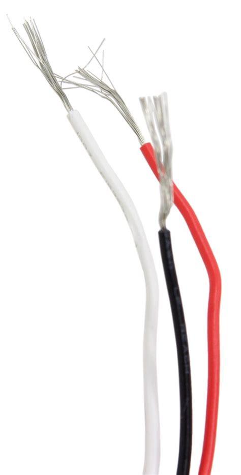 custer 4 led strobe light or running light 3 wire