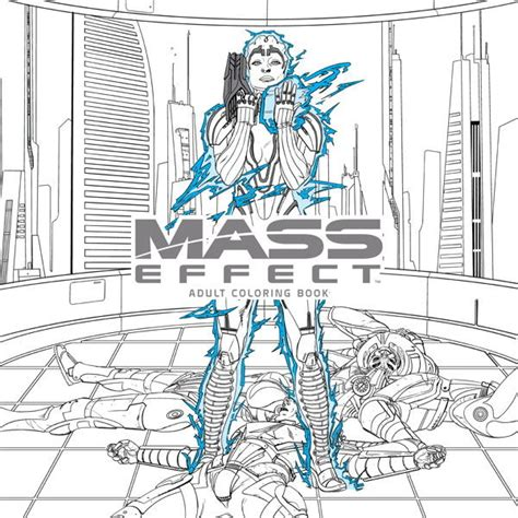 coloring book tpb mass effect coloring book tpb profile
