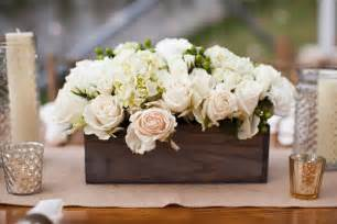 wooden boxes for centerpieces save