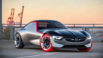 Opel Cars 2016 Opel Gt Concept Wallpaper Hd Car Wallpapers