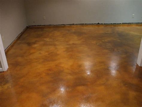 basement concrete floor paint basements ideas
