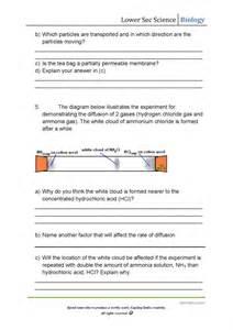 diffusion and osmosis worksheet deployday