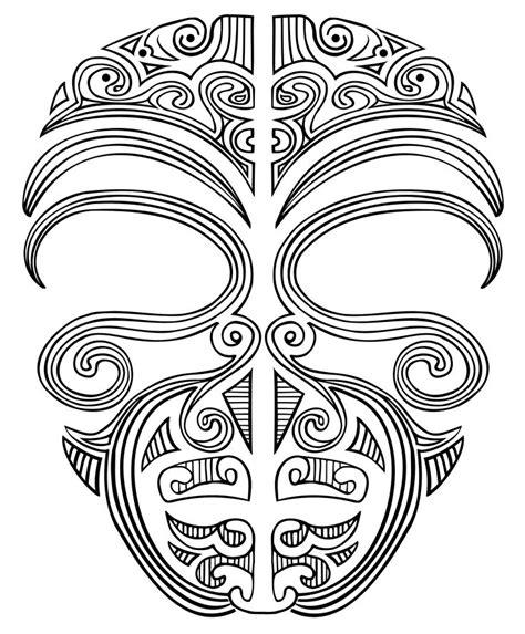 polynesian face tattoo designs best 25 maori ideas on maori