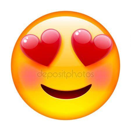 Imagenes De Smile Love | emoticonos de amor de la sonrisa vector de stock