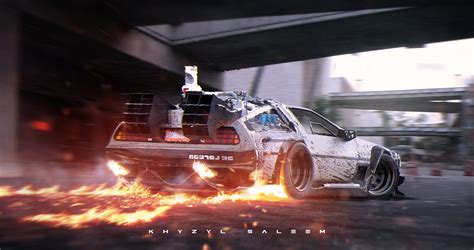 car, Back To The Future Wallpapers HD / Desktop and Mobile