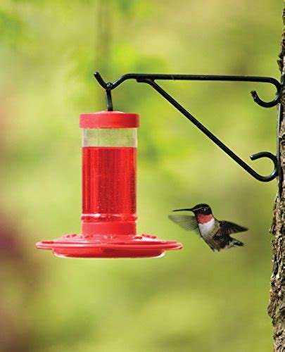 first nature 3051 hummingbird feeder 16 ounce new