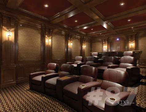 Luxury Cinema Room by Luxury Theater Interiors Traditional Home Theater Nashville By Cinema Design