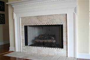 tiled fireplace surrounds tile on the fireplace surround refresh restyle