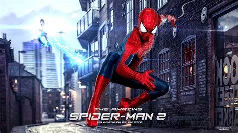 imagenes en 3d del hombre araña el sorprendente hombre ara 241 a 2 fan p 243 ster 3d animado