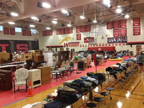 College Garage Sale by Support Lake Highlands High School At The Annual Choir