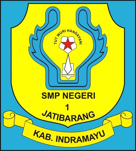 logo smpn 1 jatibarang jatibarang blogger pengingat