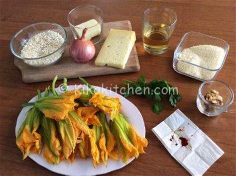 risotto coi fiori di zucca risotto fiori di zucca e asiago cotto e postato