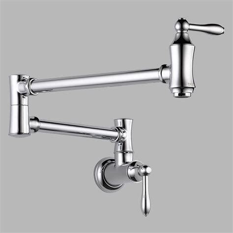 Wall Mount Kitchen Sink Faucet Delta Wall Mount Kitchen Faucet Randy Gregory Design Unique Wall Mount Kitchen Faucet