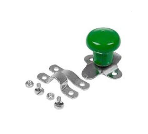 Deere Steering Wheel Spinner Knob by Green Tractor Mower Steering Wheel Spinner Knob