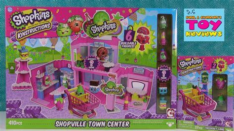 Shopkins Kinstructions Chekout shopkins kinstructions shopville town center checkout