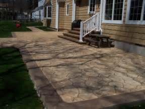 What Is Stamped Concrete Patio Nj Stamped Concrete